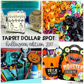 My Target Dollar Spot Addiction: Halloween Edition